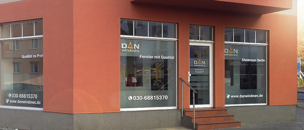 DanWindows in Berlin